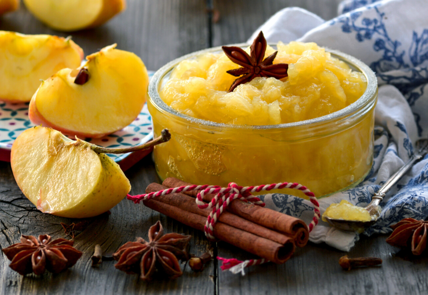 Compote Pomme-Cannelle