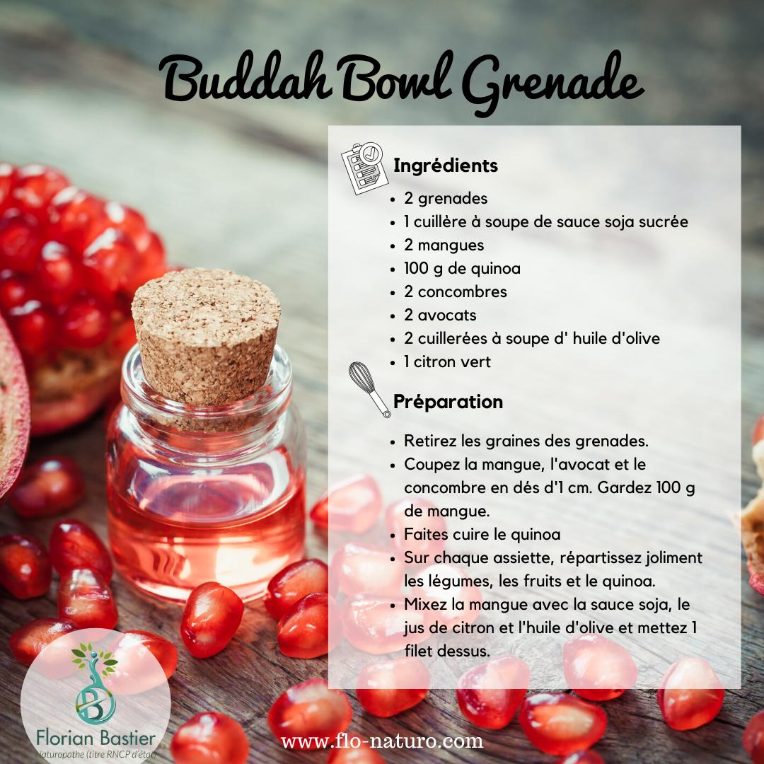 La grenade recette